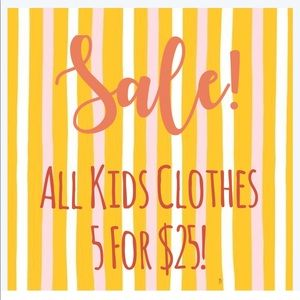 ‼️5 FOR $25‼️